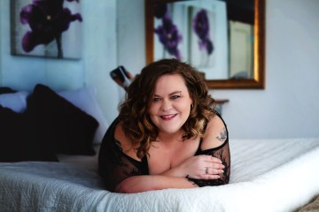Appleton Boudoir Photographer