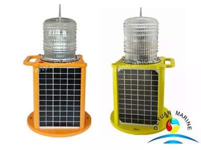 3 6nm led solar navigation light