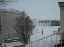 Blizzard aftermath 12/3/2013