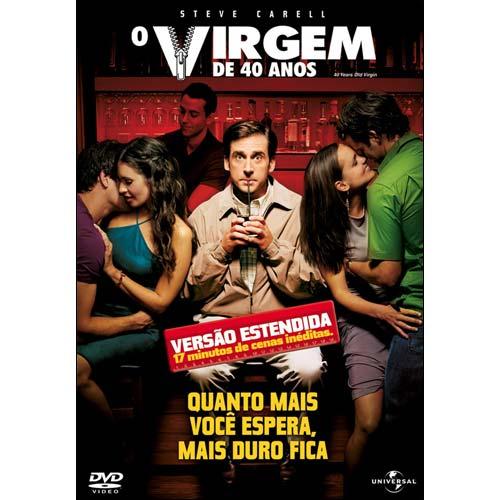 Poster do filme O Virgem de 40 Anos
