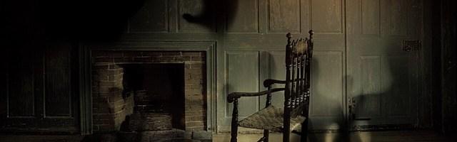 Drabble: Spooky