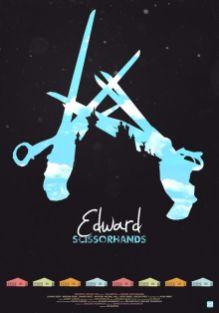 7 Edward Scissorhands