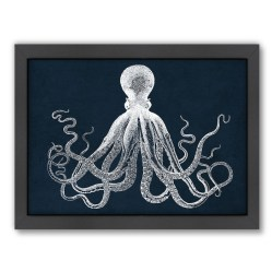 Octopus by Samantha Ranlet Framed Graphic Art