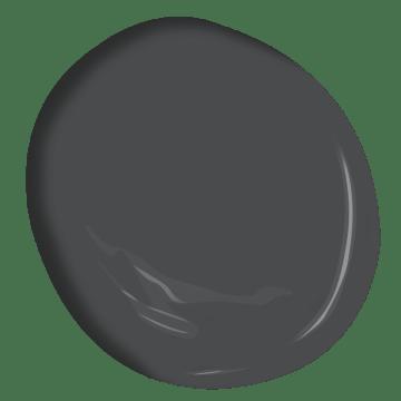 Benjamin Moore - Wrought Iron Paint Chip