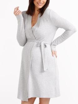 Maternity Robe