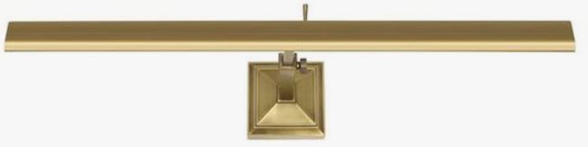 Picture Light Brass