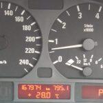 BMW325i  車検前整備
