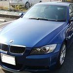 BMW323i(E90)中古車購入