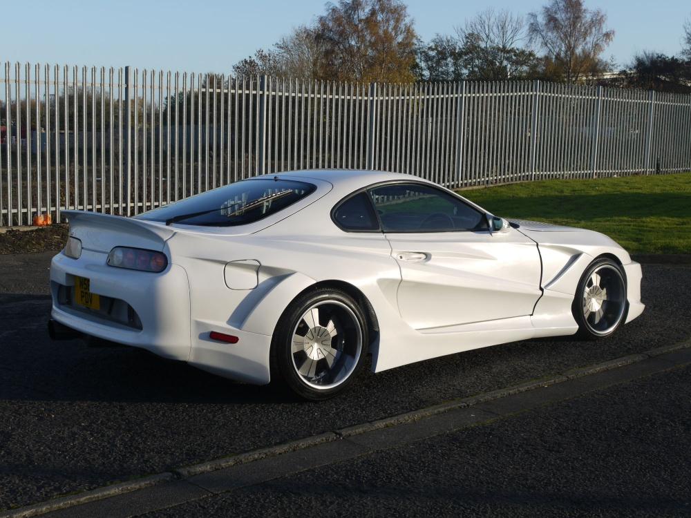 1995 Toyota Supra Rz T78 Single Turbo 600ps