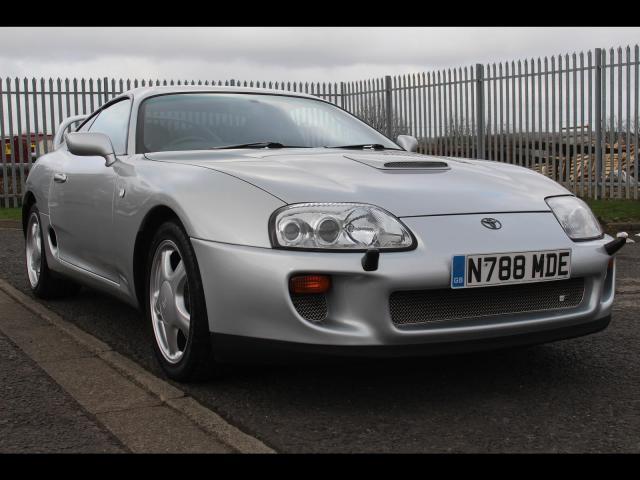 1995 Toyota Supra UK Spec Auto – Superb Condition