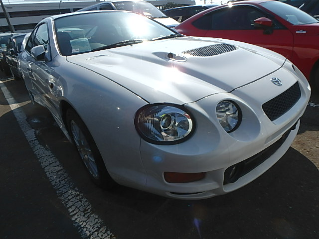 1998 Toyota Celica GT-Four 5 Speed Manual