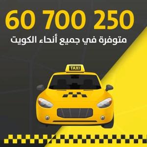 رقم تاكسي جمعيات في الصليبية