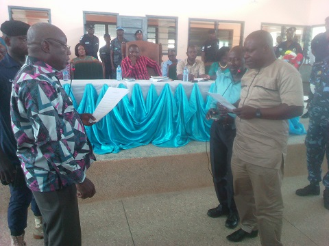 Jomoro District finally gets DCE