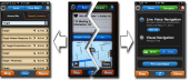 we began by mapping how the app currently works; our analysis targeted ways to simplify and improve the user experience