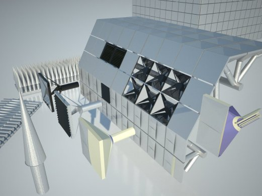 taking ideas into 3D
