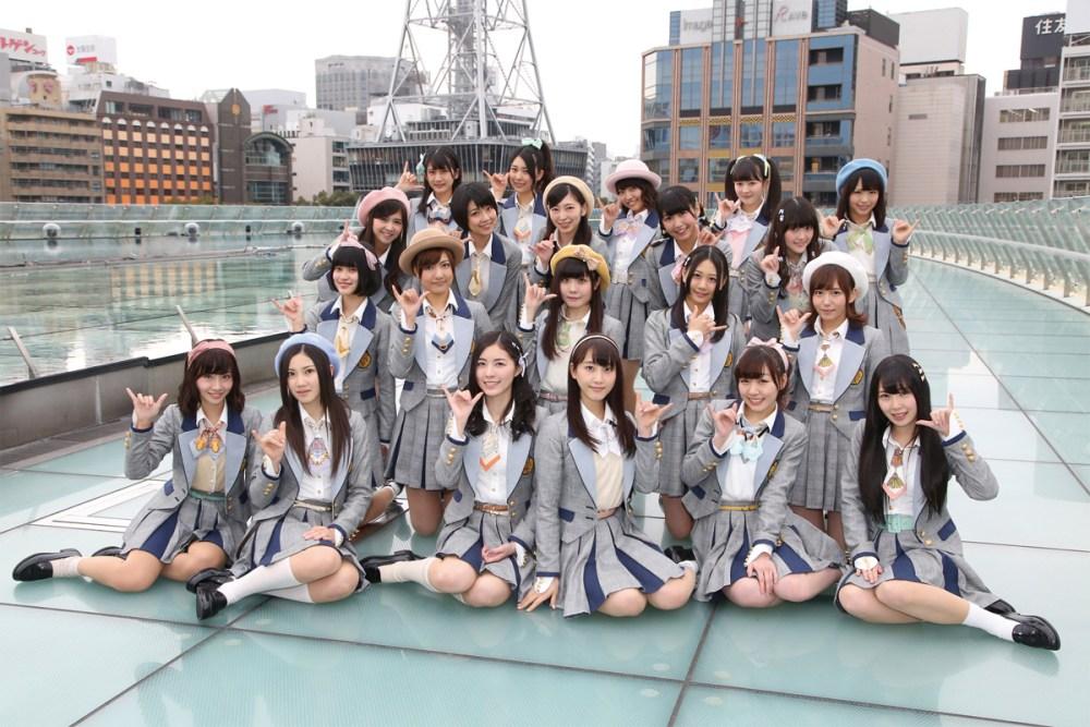SKE48 vs. NMB48, First Week Sales. (1/6)