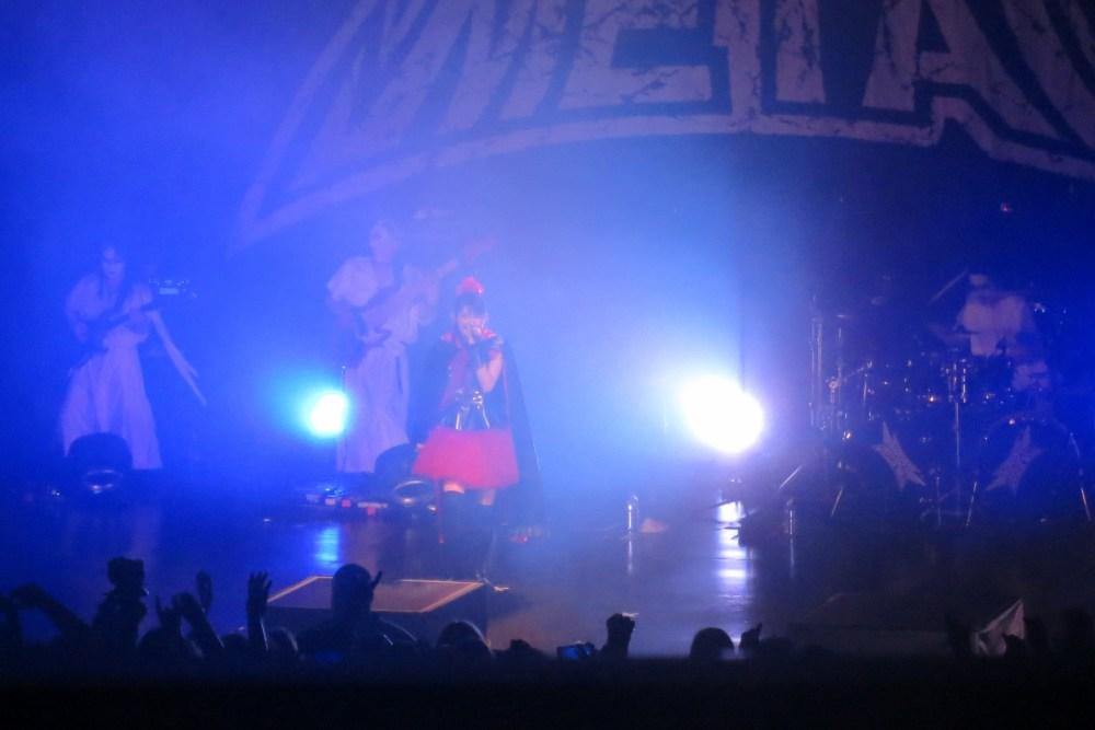 BABYMETAL Concert in Toronto. (3/4)