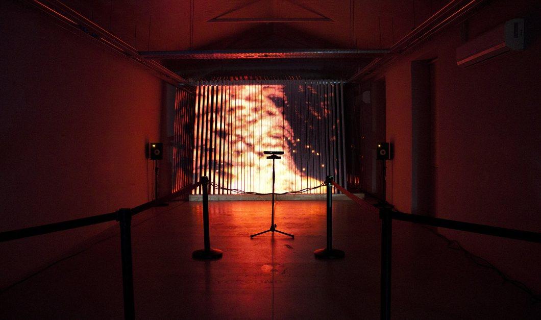 WIDE/SIDE João Martinho Moura, GNRation exhibition, Braga