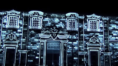 JOÃO MARTINHO MOURA, VIDEOMAPPING CITY HALL OF GOUVEIA