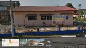 klinik haiwan tanah merah