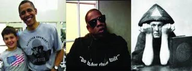Image result for jay z wearing aleister crowley
