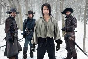 BBC America Three Musketeers