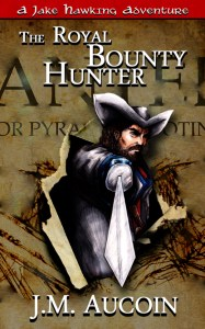 The Royal Bounty Hunter by J.M. Aucoin