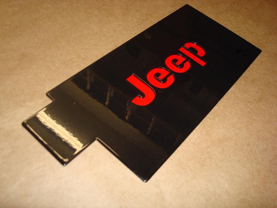 Jeep Srt8 Fuse Box Cover Set