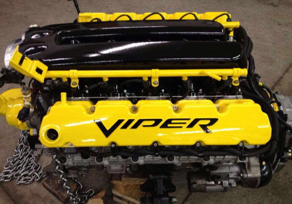 JMB Upgraded Viper Shortblock / Longblock Package