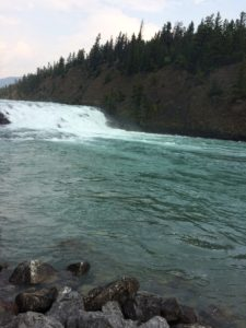 Bow Falls, Banff - without Schirmer editions