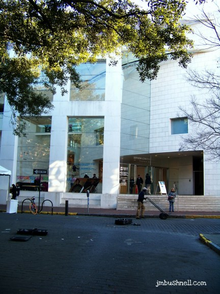 Jepson Center in Savannah, Georgia