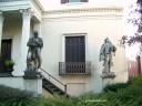 Exterior Telfair Museum of Art
