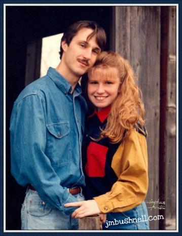 Jeannie M. Bushnell Love Engagement Photo