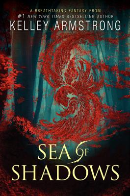 Sea of Shadows book cover by Kelley Armstrong