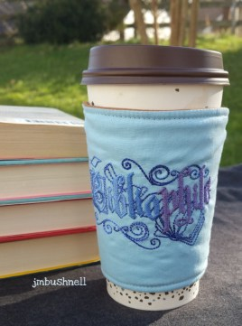 Bibliophile on Cup