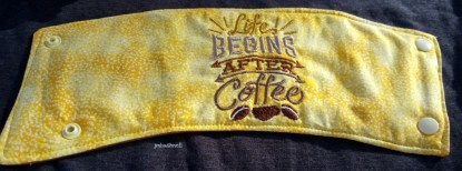 Life Begins After Coffee Flat