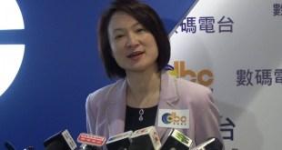 李慧琼表示,辭退行會成員後會集中做好民建聯主席工作,希望有更多時間和空間推動黨內發展。 (影片截圖)