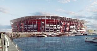 Ras Abu Aboud將成為FIFA世界杯第一個可拆卸及重新組裝的球場。(網上圖片)