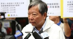 李卓人及其團隊則指沒收到陳凱欣的道歉,故往廉署投訴她作出虛假的事實陳述。(林展鴻攝)