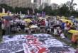 民陣發起反修訂《逃犯條例》遊行