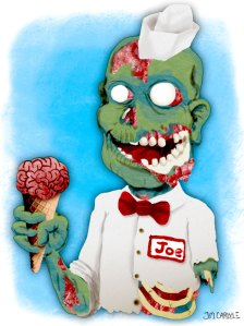 Joe the Ice Cream Zombie