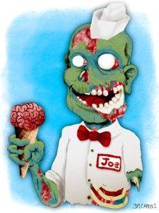 Joe the Ice Cream Zombie