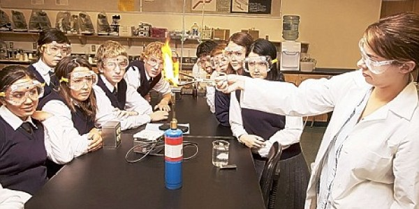 Science INSET : Challenging the most able pupils in Science