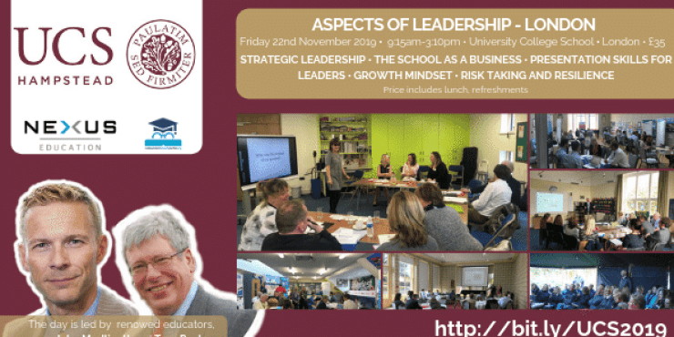 Education Leaders Training & Networking Events