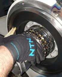 Rear bearing install 2