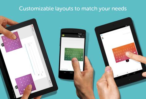 SwiftKey-layouts