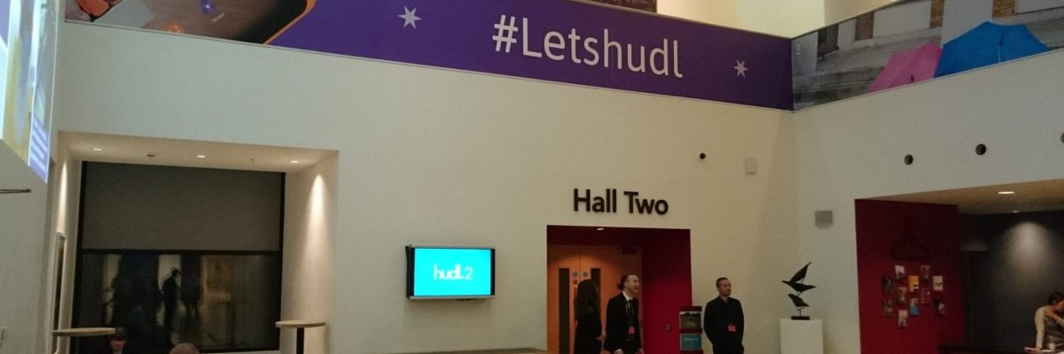 Tesco Hudl 2 event