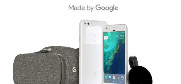 Google product line-up 2016