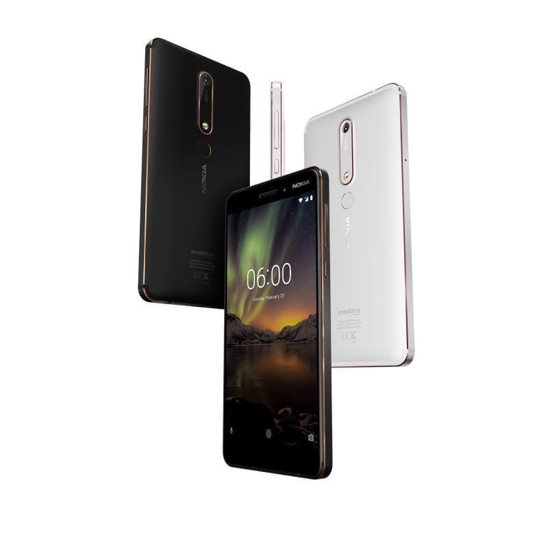 Nokia 6 - new for 2018