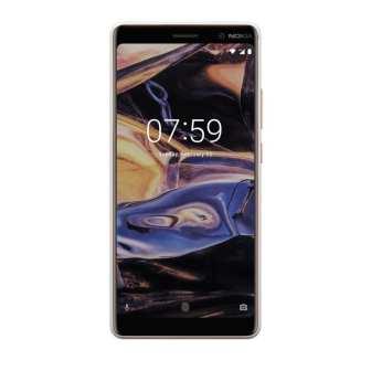 Nokia 7 plus - front